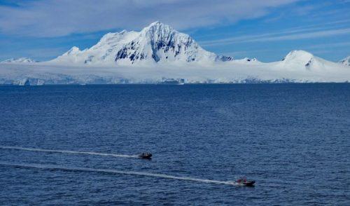 La Antártida, laboratorio del cambio climático