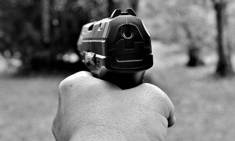 crimen pistola asesinato