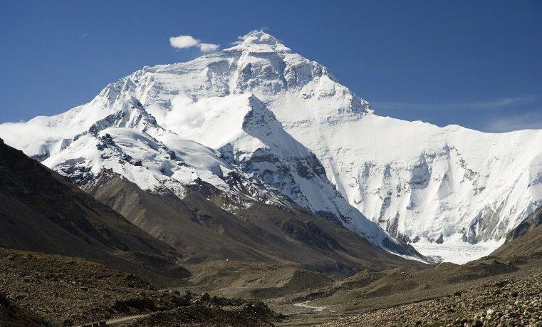 Everest alpinismo