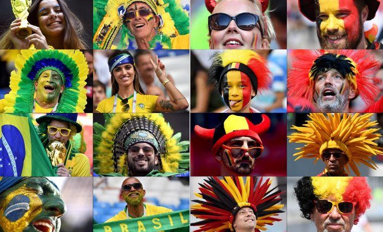 """La FIFA pide evitar toda """"connotación sexual"""" en planos de TV de hinchas"""