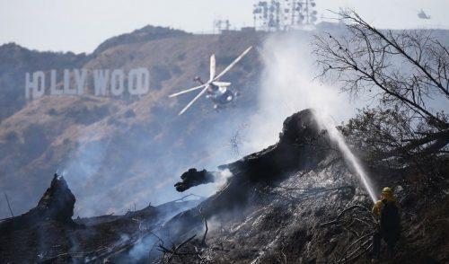 """Otra devastadora temporada de incendios … algo ya """"normal"""" en California"""