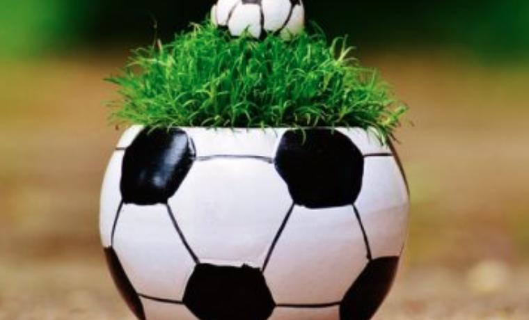 El fútbol, la agricultura y el cambio climático