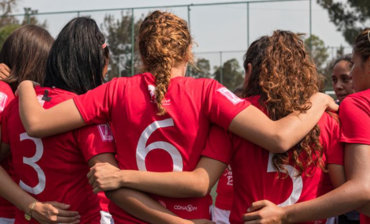 En México, las jugadoras de fútbol femenil asumen el liderazgo para romper los estereotipos de género