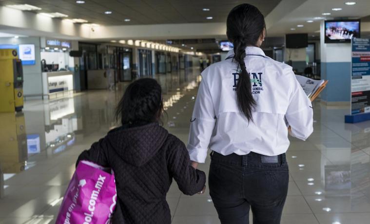 Detenidos, separados y deportados: el desenlace del sueño americano de una madre