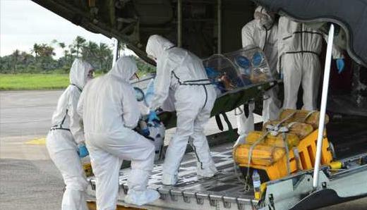 Tres personas en España podrían estar contagiadas por el Ébola