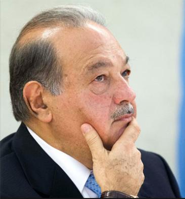 Carlos Slim está vendiendo activos