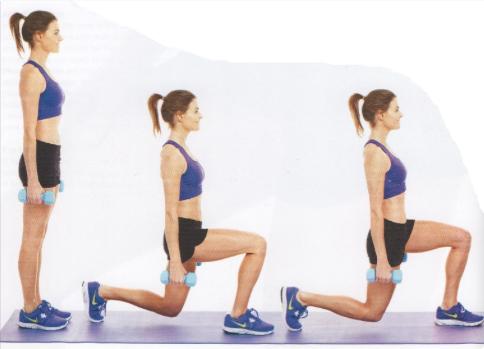 Los 10 ejercicios que debe hacer todos los días