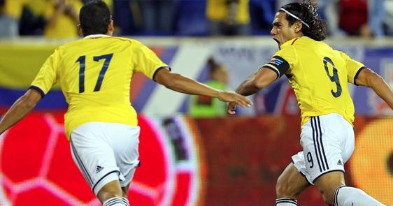 Colombia 3 – El Salvador 0