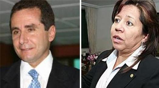 Condena para Bernardo Moreno y Pilar Hurtado