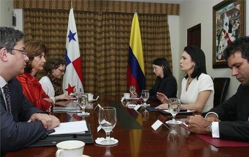 No hubo acuerdo entre Cancilleres de Panamá y Colombia