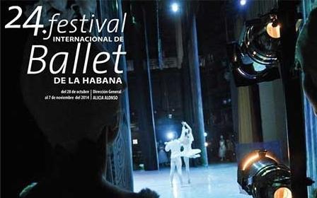 El Festival de Ballet de La Habana abre mañana con artistas de 30 países