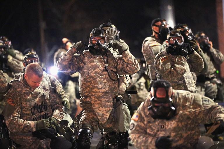 Segunda noche de protestas en EEUU por Ferguson, varios detenidos en Nueva York