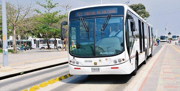 """Los carros no """"bailan"""" en Barranquilla"""
