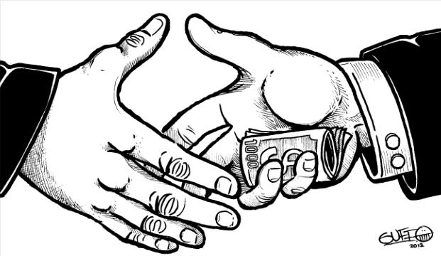 La corrupción y la Ética