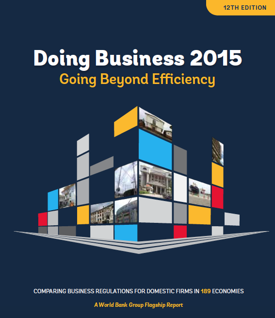 """Doing Business 2015"", mejoras en marco regulatorio"