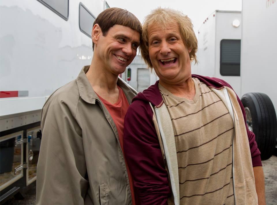 """Jim Carrey y Jeff Daniels baten taquilla de EEUU con """"Tonto y Retonto 2"""""""