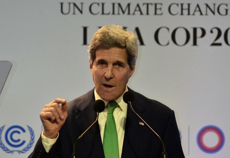 Cambio climático: negociaciones a contrarreloj en Lima entre países ricos y pobres