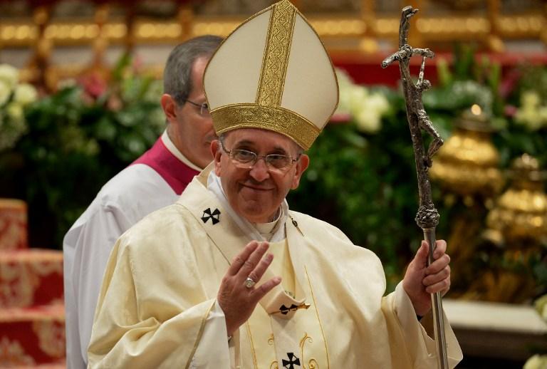 """Papa insta a América Latina a ser """"nuevo modelo de desarrollo"""" para el mundo"""