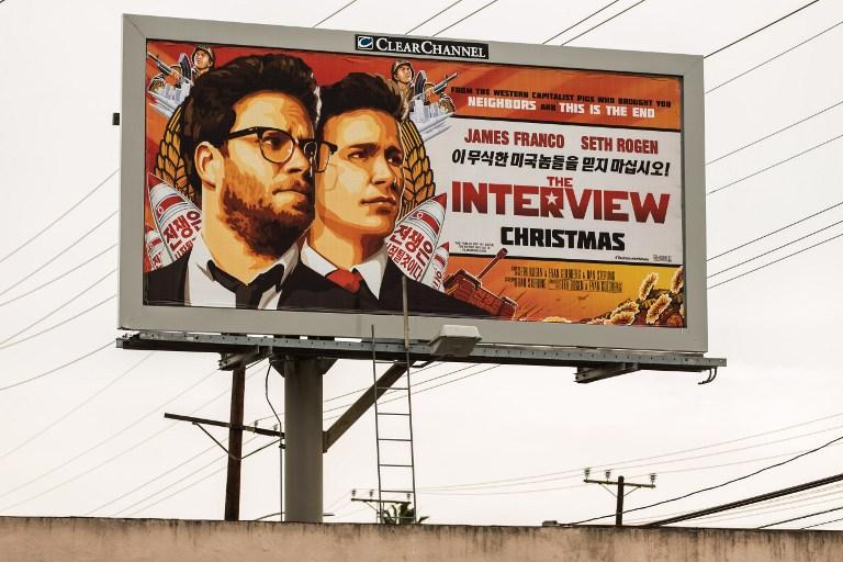 Sony da marcha atrás y estrenará su polémico film sobre Corea del Norte