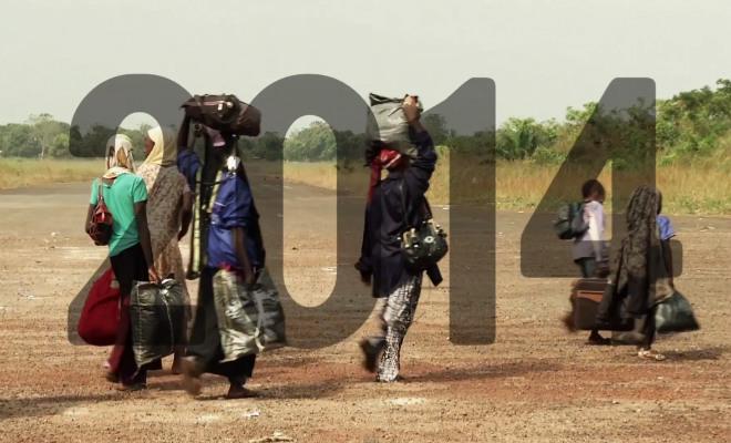 """2014 ha sido un """"año devastador"""" para los niños, según UNICEF"""