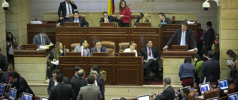 Cámara aprueba Reforma Tributaria para la paz, equidad y educación