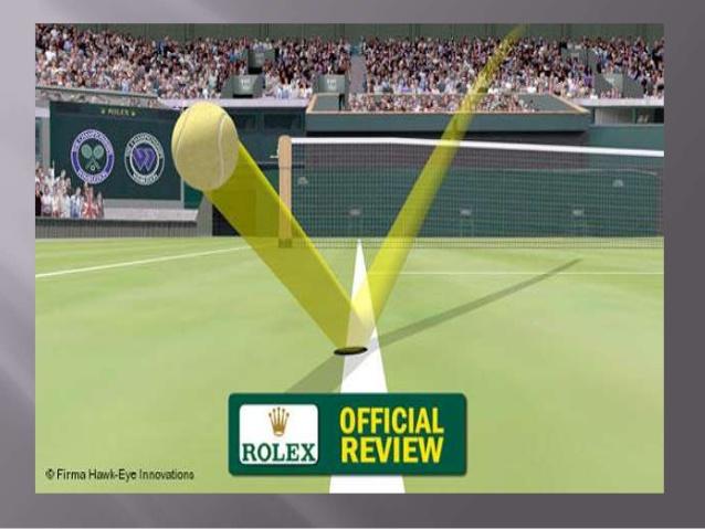 El tenis se entrega a los avances tecnológicos