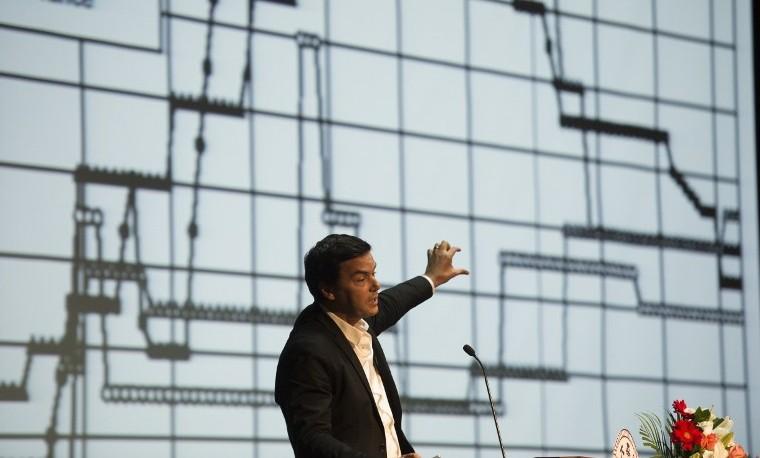 Thomas Piketty será asesor electoral del partido español de izquierda Podemos
