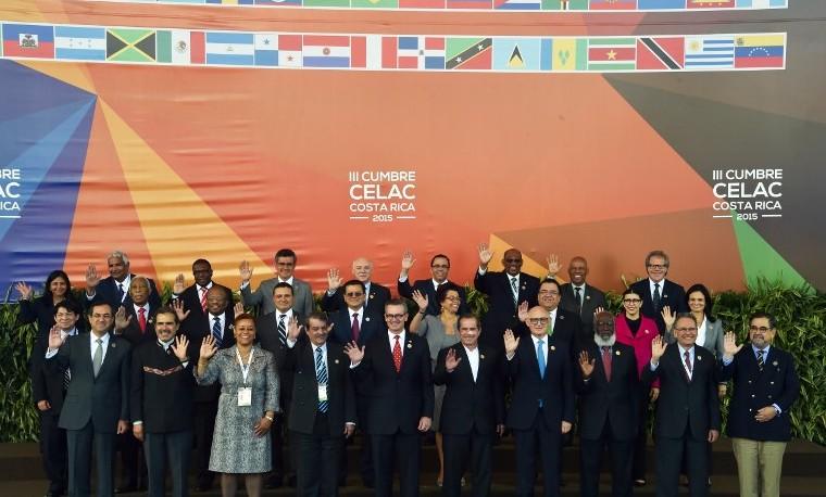 Cumbre de CELAC abre en Costa Rica centrada en pobreza y Cuba-EEUU