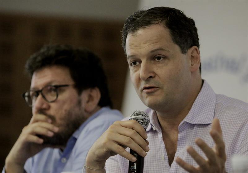 Negociador con las FARC dice a jóvenes en el Hay que ellos construirán la paz