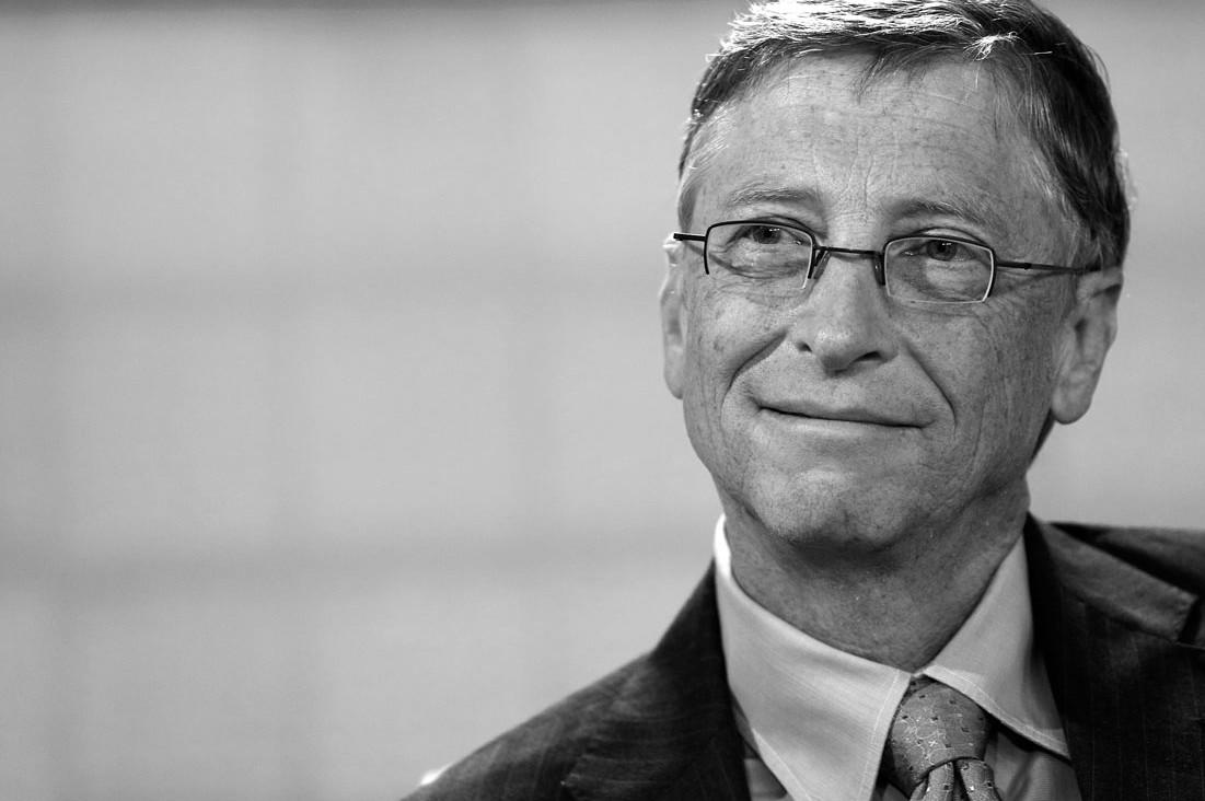 10 frases de Bill Gates que te ayudarán a lograr tus metas
