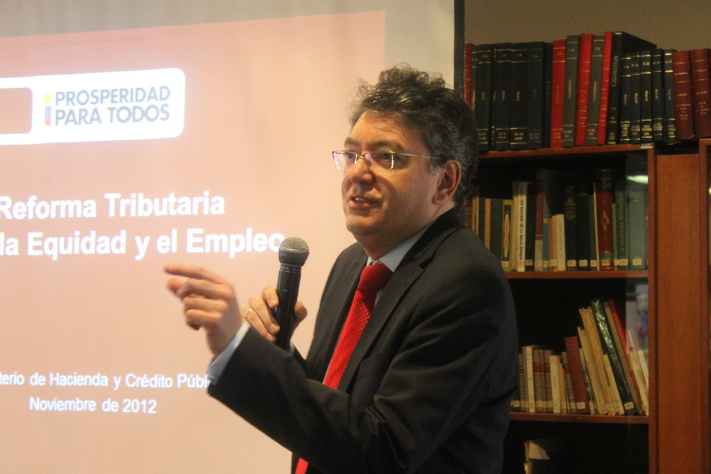 OCDE recomienda a Colombia reforma tributaria: disminuir carga tributaria a empresas