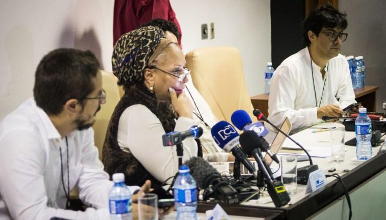 FARC mantendrá su tregua unilateral en Colombia, anuncia Piedad Córdoba