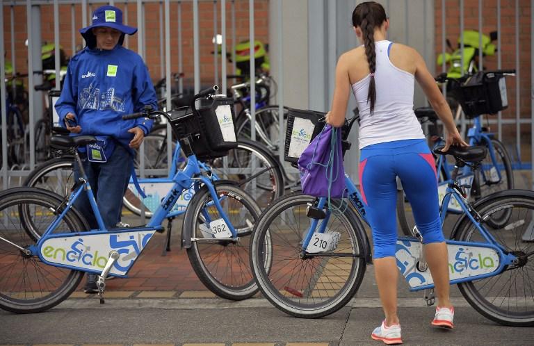 Medellín, Antioquia. Febrero 26, 2015. AFP PHOTO / Raul ARBOLEDA