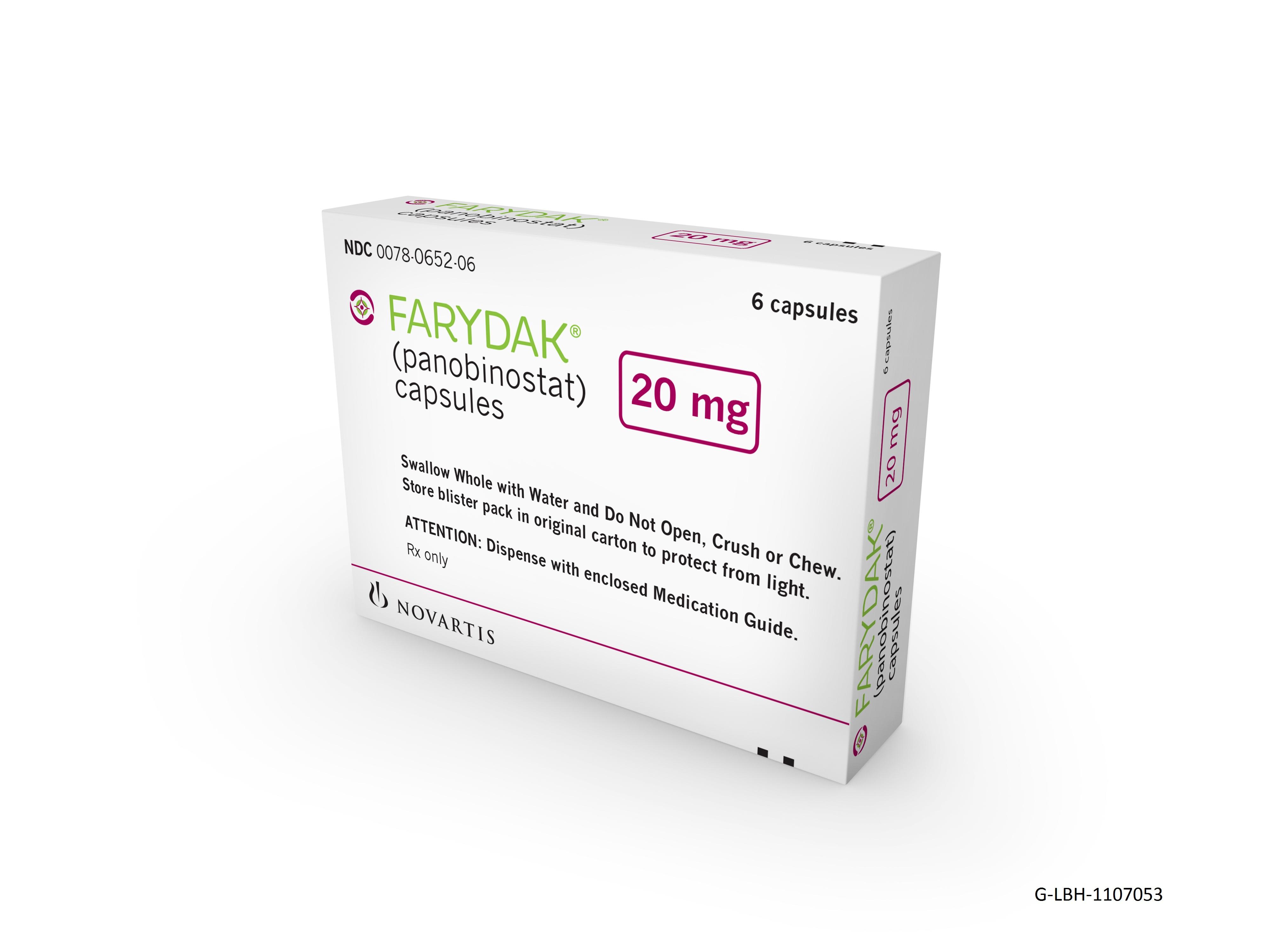 Estados Unidos aprueba medicamento contra el cáncer de médula ósea (Novartis)