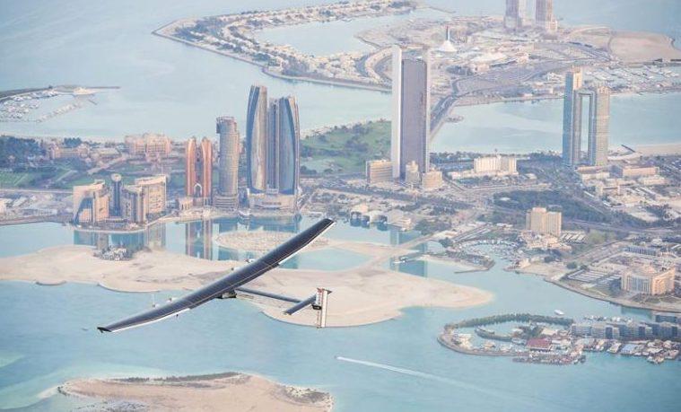 Solar Impulse 2, emblema del potencial de la energía solar