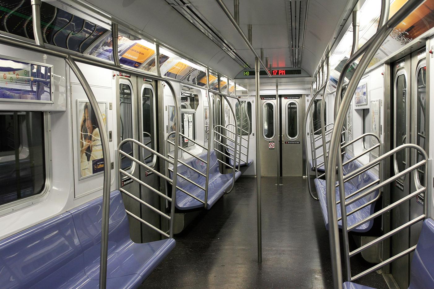 El metro de Nueva York tiene su primer mapa de ADN… Y miles de microbios