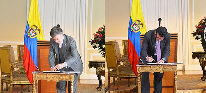 Con sanción de Ley Estatutaria, la salud se consolida como derecho fundamental en Colombia