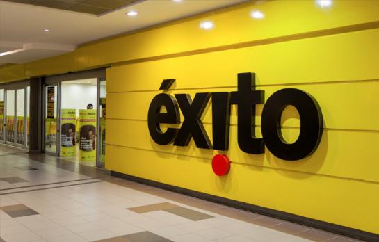 El Grupo Éxito cerró 2014 con un aumento del 4,7 % en su utilidad neta