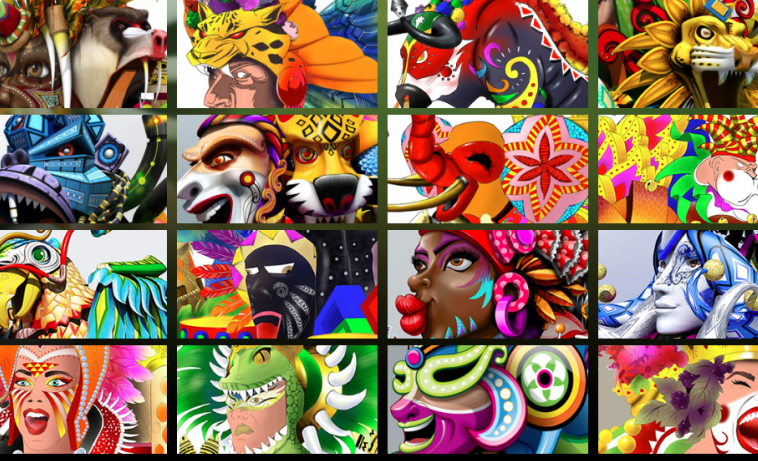 Body paint for carnival pintura para o carnaval - 3 7
