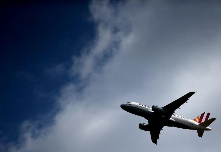"""Los pasajeros gritaron """"Dios mío"""" antes del choque, Germanwings"""