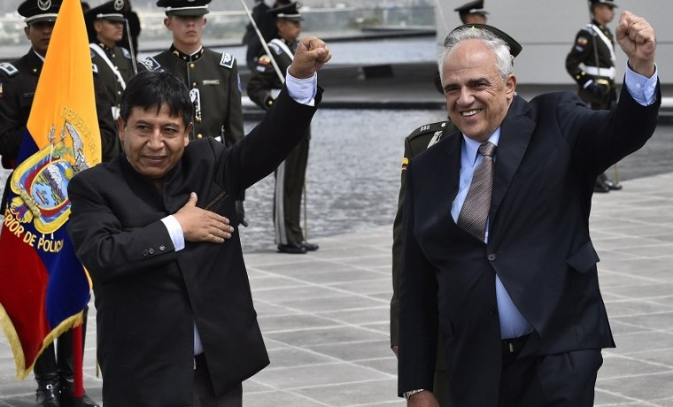 Unasur quiere contribuir a paz en Colombia: Samper