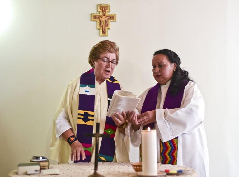 En Colombia, el clero también tiene cara de mujer