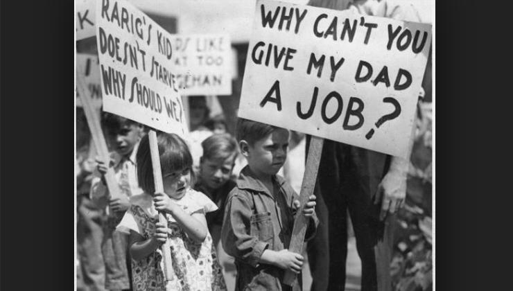 ¡Recuerden la recesión de 1937-38!