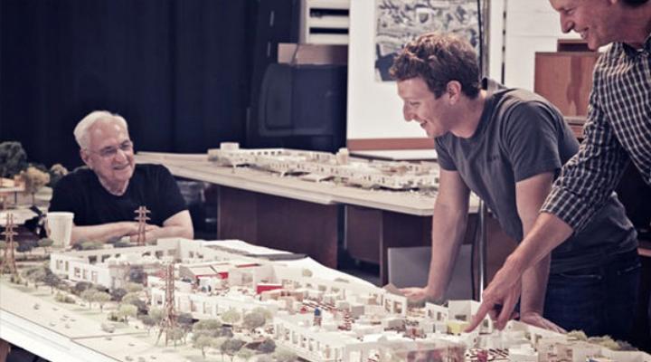 Facebook se muda a la mayor oficina abierta del mundo