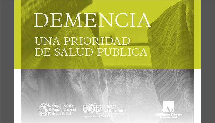 La demencia (Organización Mundial de la Salud) – IV Parte