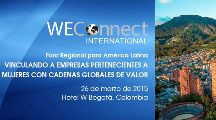 Empresarias latinas se reunirán en Bogotá en foro para empoderar a la mujer