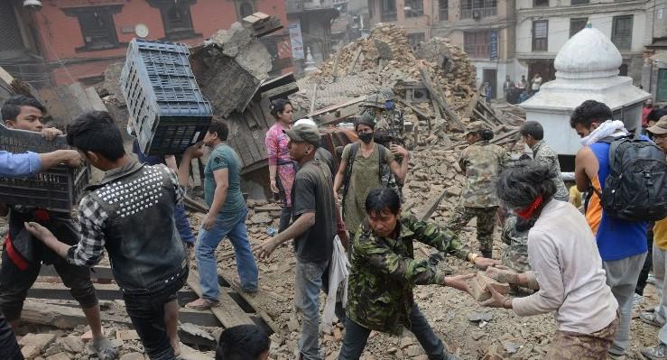 Los terremotos más mortíferos en el mundo desde 2004
