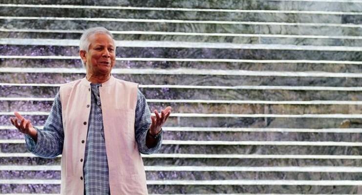 El premio Nobel de Paz 2006 visita Colombia