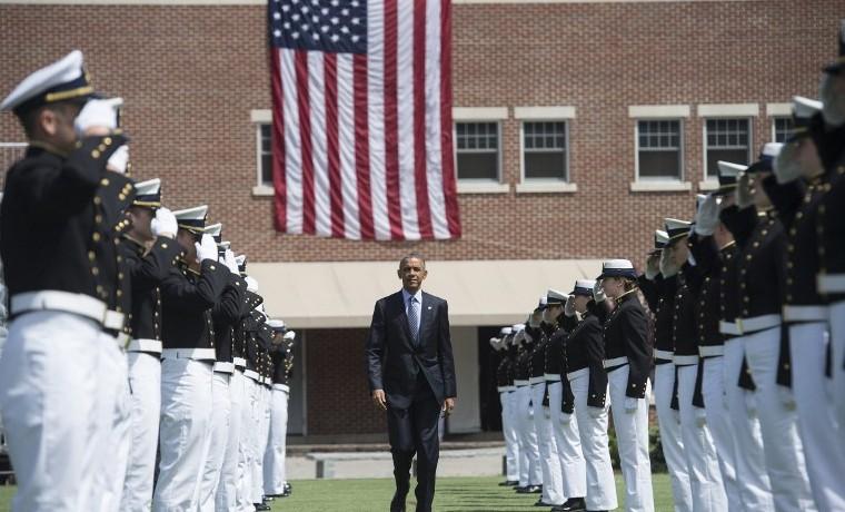 Cambio climático es una amenaza para la seguridad de EEUU, según Presidente Obama