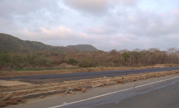 Veda a la doble calzada Cartagena-Barranquilla